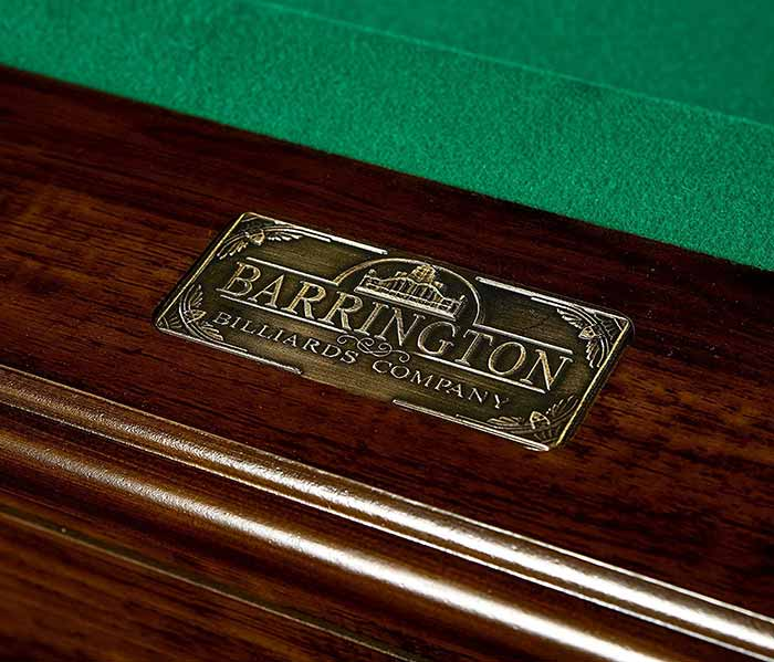 BARRINGTON POOL TABLE REVIEWS