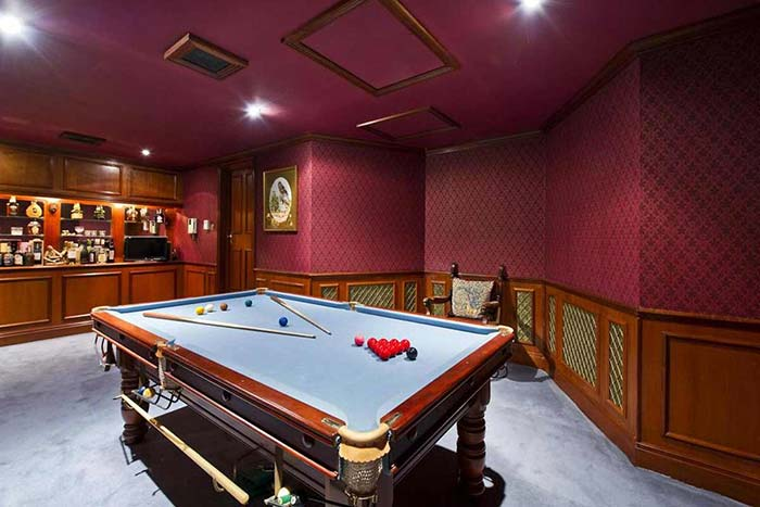 how much space do you need for a pool table