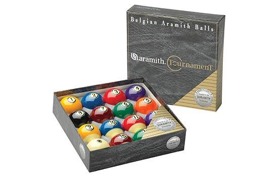 Aramith Tournament Pool Balls Box