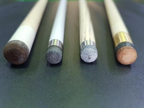 WHAT CUE TIP DO THE PROS USE