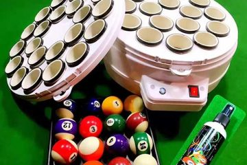 A Quick Guide On How To Clean Billiard Balls